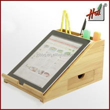 Custom multiple ipad accessories holder for sale HCGB8060