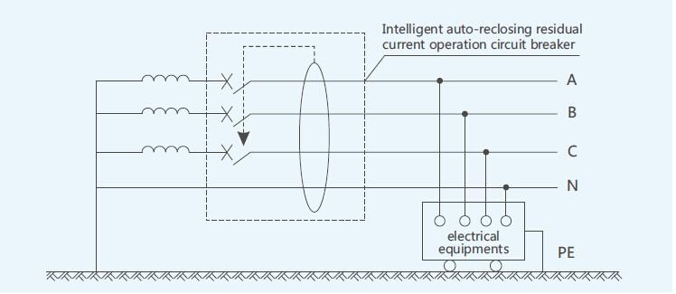 Intelligent Redosing Ycm9lz Mcb Mccb Circuit Breaker Rccb