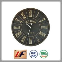 Good Price Quality Guaranteed Modern Style Personalized Design Metal Wall Up Clock