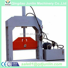 Vertical-type Hydraulic CNC Foam Rubber Cutter With Single-pole
