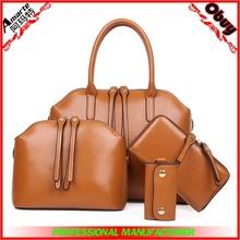 Top sale lady 4 pcs sets bags purse and handbags