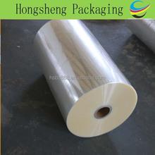 China Wholesae Transparent Plastic Wrap Film, Strech Opp Film