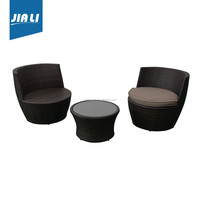 Quality Guaranteed factory directly balcony furniture chair and table