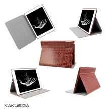 Kaku Professional crocodile cover case for ipad air/5 made in China