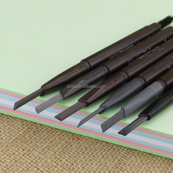 oem waterproof black newest eyebrow pencil