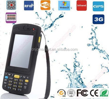 "3.5"" handheld device mobile phone pda for logisitic with CCC,CE,FCC,WEEE,RoHS, IP65"