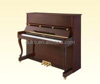 Japan felt wooden upright piano size 123M6(C-L)