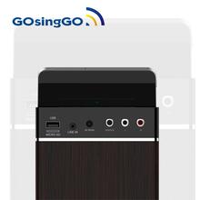Tower speaker NFC Bluetooth speaker com tela de toque e DUPLO Alto - falantes