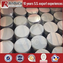 201 cold rolled stainless steel circles
