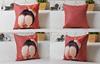 naughty corgi dog OEM home decoration plush throw pillow