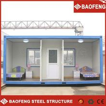 sound-proof store container house
