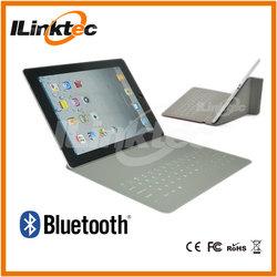 "Good selling! 9.7"" Ultra slim PU leather case, arabic keyboard case for ipad"