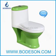 kindergarten children toilet with Colour , pupils toilet , small size toilets