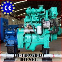 LD 4BTA3.9-GM65 4 Cylinder Small Marine Diesel Engine