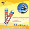 Excellent Air And Water Tightness Low Modulus Silicone Sealant Special For No Pollution Mirror