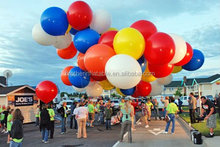 2015 Different size and different color Latex Ballons