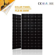 Guangzhou Felicity Photovoltaic panel 300w also called polycrystalline solar panel for large solar power plant