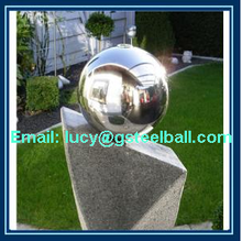 SUS304 1000mm hollow stainless steel decoration ball