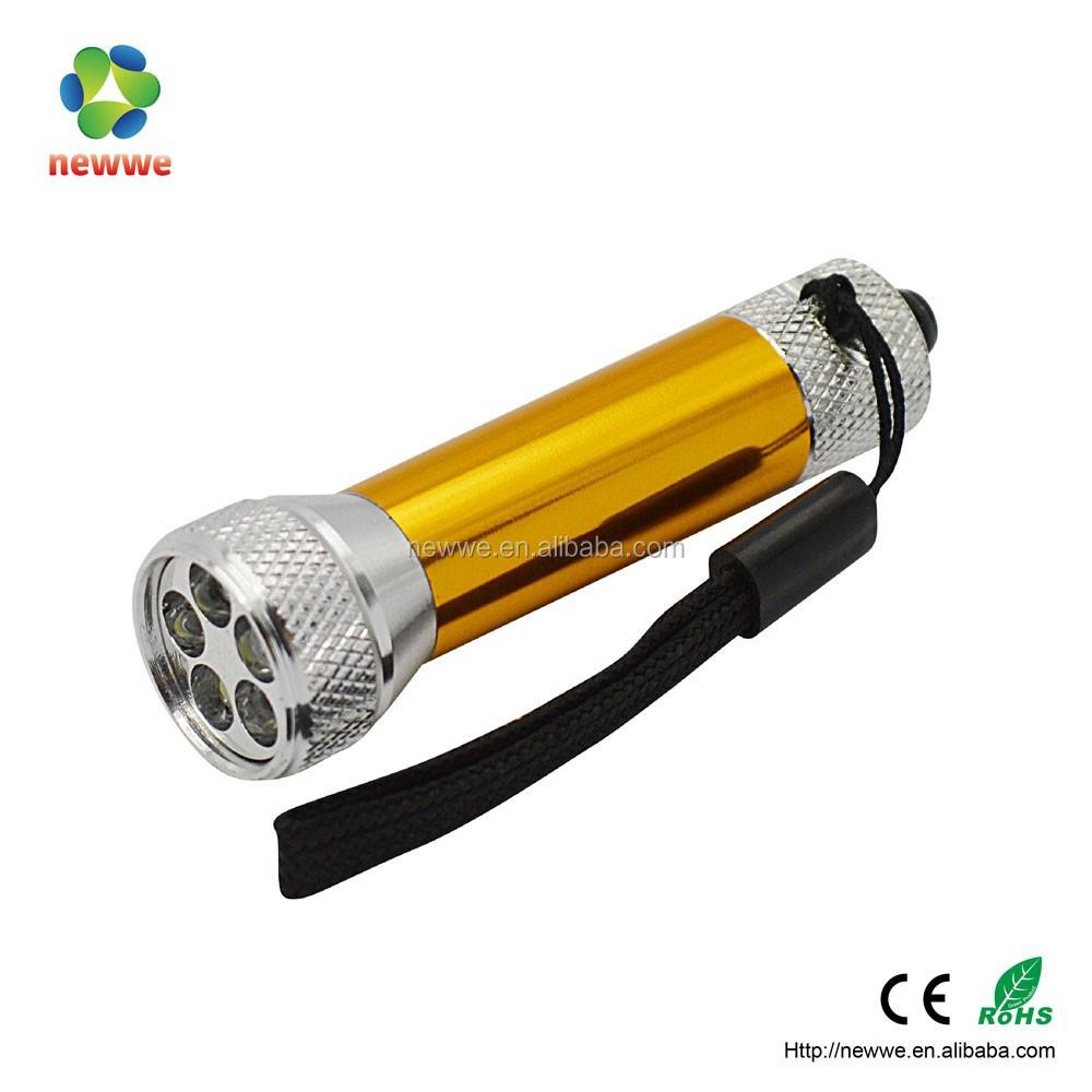 Novelty Lights Promotional Codes : Novelty promotional gift mini LED flashlight with keychain