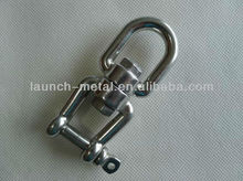Stainless Steel 304/316 Jaw and Eye Swivel