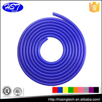available all kinds of colors accept large quantity silicone vacuum hose