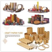 Multipurpose new product brown kraft paper core/cardboard tube