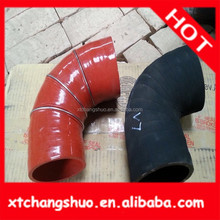 Tractor supercharger silicone Rubber hose samco silicone hose /tubo for Truck car rubber hose
