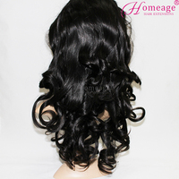 Homeage wholesale top quality wig china free sex show virgin manufacturers