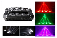 RGBW 4in1 810w Pro stage lights led beam light Led spider
