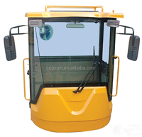 Hot sale wheel loader Cab,Cabin for Lonking/XGMA/Liugong wheel loader