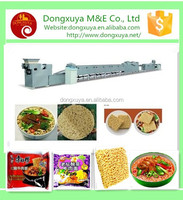 2015 DXY Industry fried instant noodles processing line/making machine