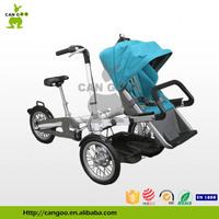 Top Selling Stoller Bicycle Baby Walker Big Wheels Tricycle
