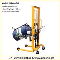 DA400B-1 Hydraulic Gripper Drum Stacker