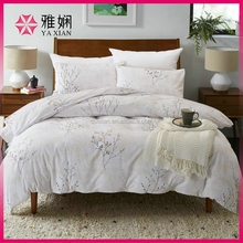 100% cotton with Brushed finish Bed Sheets