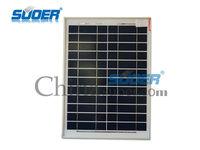 suoer poly solar panel 20W 12V solar cell module