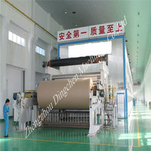 big sale! 3200 mm kraft paper brown paper packaging paper making machine paper producing line