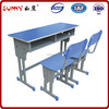 Cheap school desk with chair set for sale