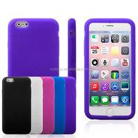 For iPhone 6s Plus Silicone Case, Classic Silicone Rubber Case For iPhone 6s Plus