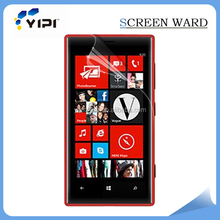 free sample transparency screen protector for Nokia lumia 720