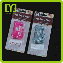 Top Quality Alibaba Cheap Plastic Dog Waste Bags Pack