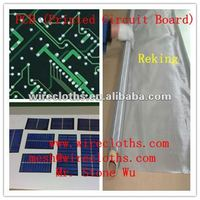 print stainless roll stainless steel screen printing mesh roll