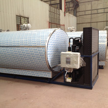 Stainless Steel Bulk Milk Coolers sale with Copeland Compressor