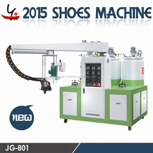 double color double density pu injection molding machines