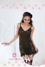 sexy girls sleepware style babydoll sexy lingerie in stock /OEM factory
