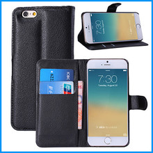 wallet card-slot pu leather cell mobile phone case pu wallet mobile phone case