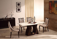 Royal Design solid wood modern with marble tables