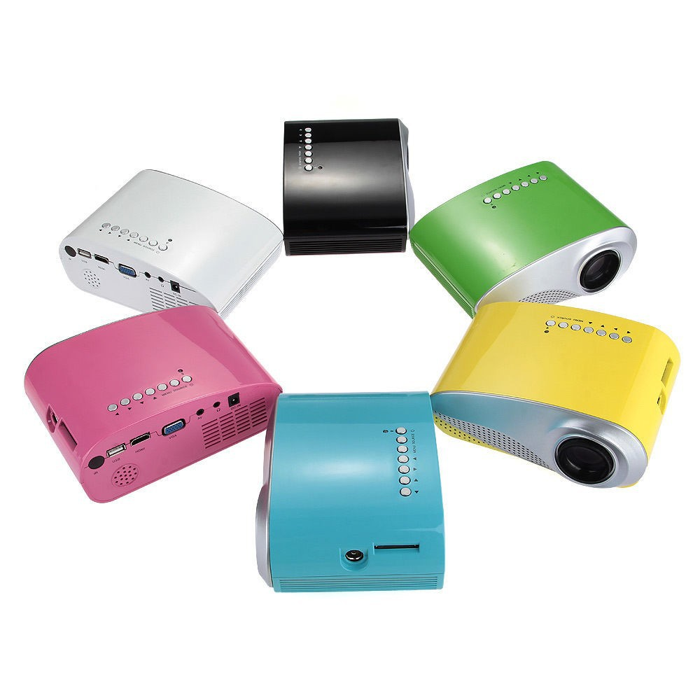 Hottest rd802 mini projector for mobile phone portable for Best portable projector for iphone