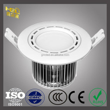 Jiaxing CE RoHS High Power IP65 7W LED Down Light Downlight Manufacturing Plant
