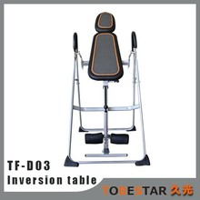 Gym Home Use Nice Reputation Physical Therapy Apparatus Back Pain Treatment Inversion Table