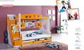 Wow! D01 farbe optional/Kinder Etagenbett/bunte moderne bett auto für kinder